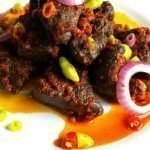 Make Mouth-Watering peppered cow liver