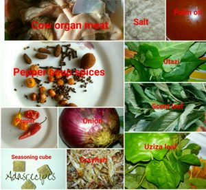 Prepare Hot Appetizing Cow Organ Meat Pepper Soup | Ada's Recipes