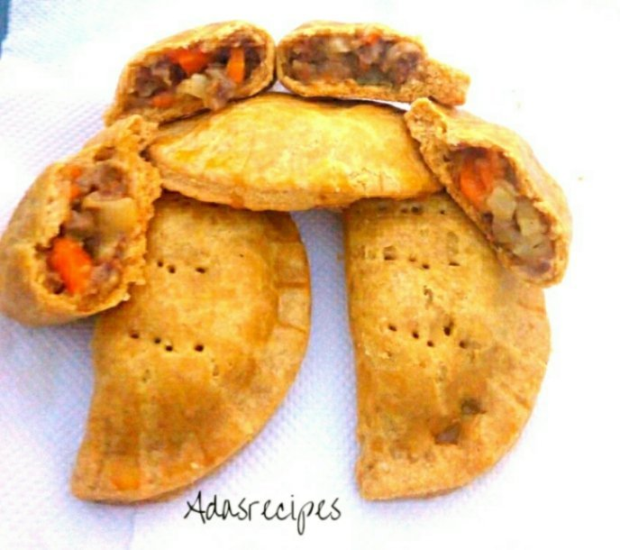 Make Yummy Nigerian Meat Pie Ada S Recipes