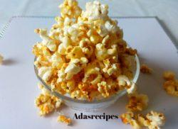 Nigerian Popcorn Recipe