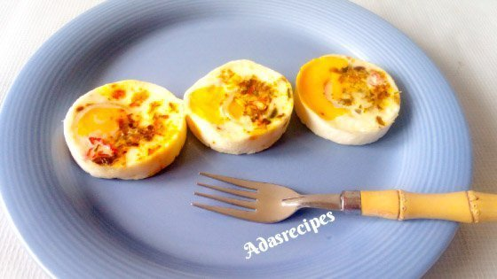 Poached Eggs Recipe(Nigerian Style)