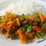Carrot Stir-fry for Rice | Easy Recipe