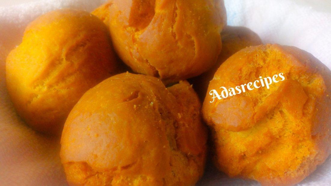 Nigerian Buns Recipes