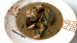 Ofe nsala recipe